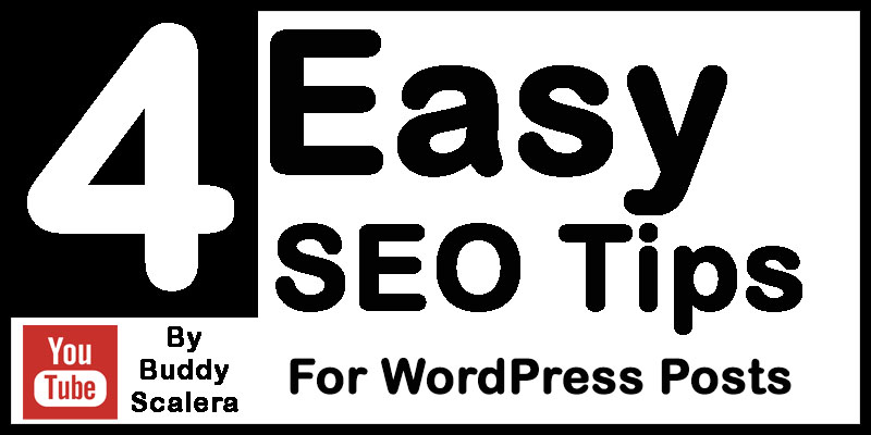 SEO Tips WordPress