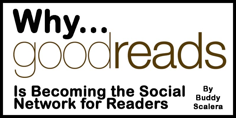 Goodreads social network blog post